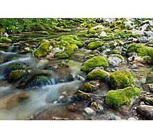 Mountian Creek Photographic Print