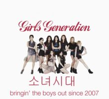 Girls' Generation Gee Logo by bryanxdinh