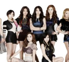 Girls' Generation Gee Logo Sticker