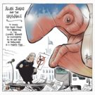 Alan Jonas and the Skywhale by David Pope