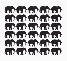 Elephants Be Different by Style-O-Mat