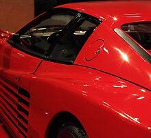 1986 Ferrari Testarossa - 5D20030 by Wingsdomain Art and Photography