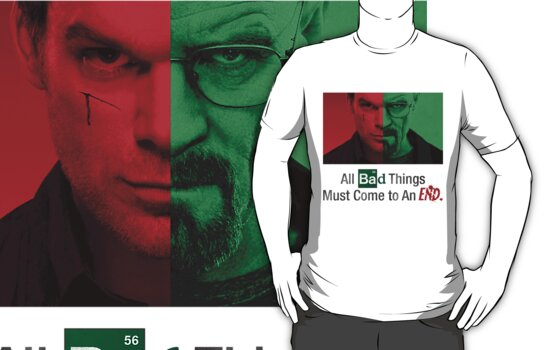 Breaking Bad and Dexter Finale by Dawar Rashid