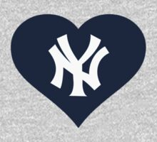 I Love The Yankees by Alsvisions