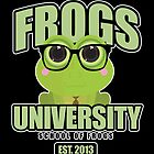 Frogs University 2 by Adamzworld
