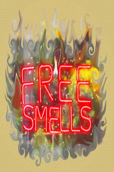 FREE SMELLS !!! by DAdeSimone