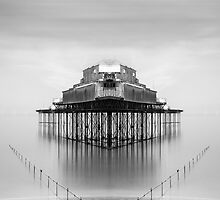Never ending Pier by maxblack