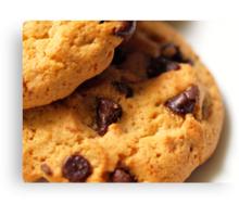 Mmm...Cookies Canvas Print