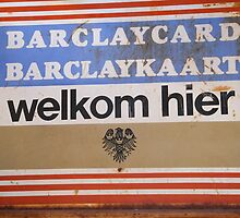 Barclaykaart by Harrietza