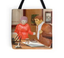 I'm guessing the nurse didn't give you instructions beyond, 'bring in a stool sample'. Tote Bag