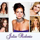 Julia Roberts ~ various hairstyles by ©The Creative  Minds