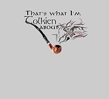 Tolkien by Adam Dens