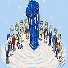Christmas With The Doctor by WhovianLillie