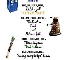 Time War by WhovianLillie