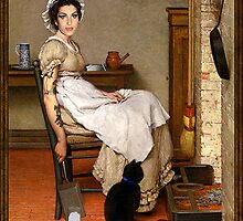 Amy Winehouse style George Dunlop Leslie by PrivateVices