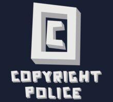Copyright Police by Shmellyorc