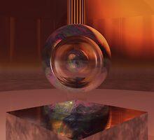 Seeking Comfort In Those Lights by Benedikt Amrhein