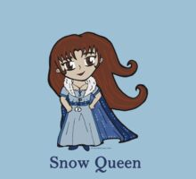 Chibi Snow Queen by FoxfireDesigns