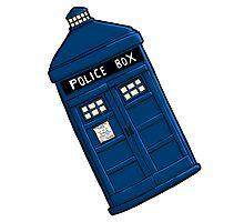 Tardis Police Box by Bantambb
