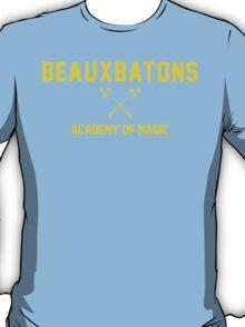 Beauxbatons - Magic T-Shirt