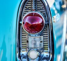 1956 Chevy Bel-Air Taillight by Saija  Lehtonen