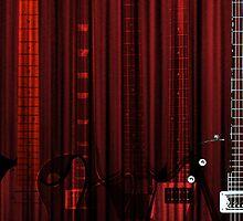 guitar blend by David Balber