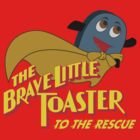 The Brave Little Toaster to the Rescue by FlyNebula