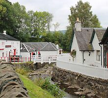 Edradour Distillery by rsangsterkelly
