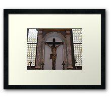 duomo di parma - interno 2 - Italy,Mondo - a tutte le mie amiche che amano Gesù Cristo - VETRINA RB EXPLORE 31 GENNAIO 2014 -         - Framed Print