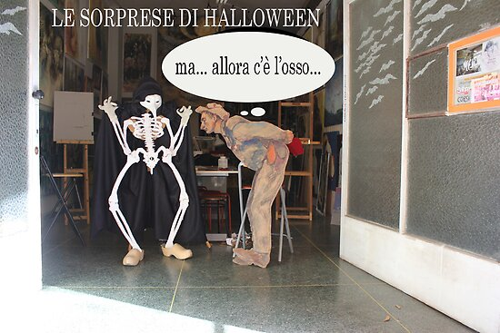 Halloween surprises by Lorenzo Castello