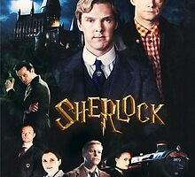 Sherlock  by WhovianLillie