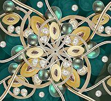 Luxury Ornate Decorative by DFLCreative
