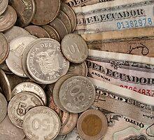 Ecuadorian Money by rhamm