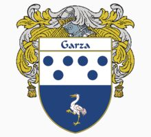 Garza Coat of Arms/Family Crest Kids Clothes
