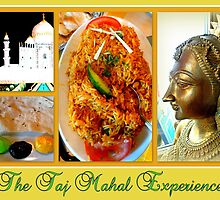 The Taj Mahal Experience by ©The Creative  Minds