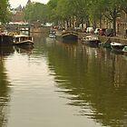 Amsterdam canal by Thad Zajdowicz