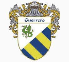 Guerrero Coat of Arms/Family Crest Kids Clothes