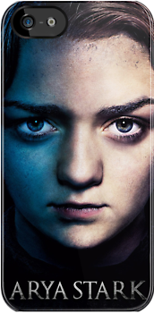 Game of Thrones: Arya Stark - Maisie Williams by LemonScheme