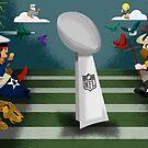 The NFL by Matt Kroeger