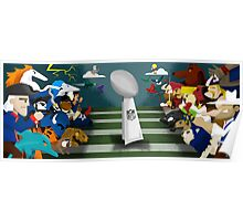 The NFL Poster