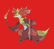 Delphox LQ by Stephen Dwyer