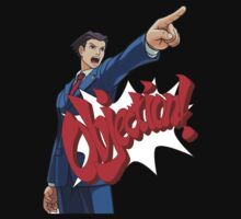 Objection! by jlghrspm6470