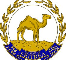 Emblem of Eritrea  by abbeyz71
