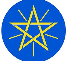 Ethiopia National Emblem  by abbeyz71