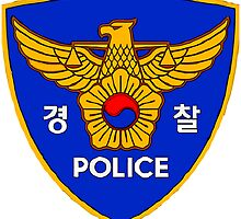 Republic of Korea Police patch by boogeyman