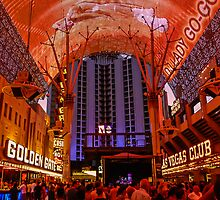 Vegas Nights - Vegas Lights by TonyCrehan