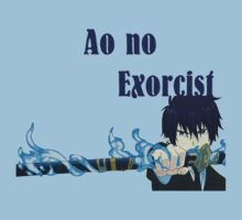 Ao no Exorcist by daneh