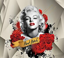 Bad Bitch (Marilyn Monroe) by RichTemper