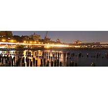 Brooklyn Queens Expressway Photographic Print