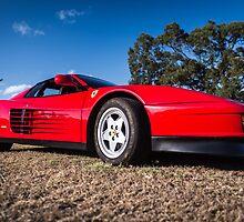 Ferrari Testarossa by Rossow